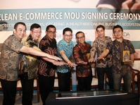 Lima E-Commerce Indonesia Sepakati Tak Jual Software Bajakan