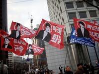 Kejaksaan akan Geledah Kantor Presiden Park Geun-hye