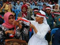 Ratusan Biarawan-Biarawati Indonesia Rayakan HUT RI di Roma