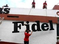 Kuba Tak Akan Bangun Monumen untuk Fidel Castro