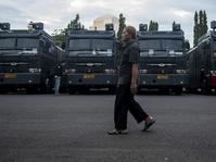 Pengamanan Aksi Bela Islam III