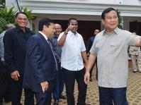 Prabowo Tak Yakin 10 Orang yang Ditangkap Terlibat Makar
