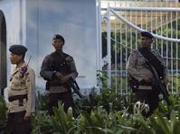 Pengamanan Rumah Basuki Tjahaja Purnama