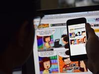 Si Ocong dan Komik Digital yang Kian Populer