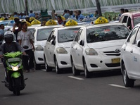 Ongkos Taksi Jakarta Paling Murah Kelima di Dunia