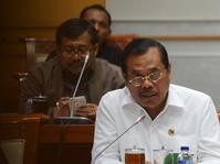 Jaksa Agung Tepis Minta Kewenangan Penuntutan KPK Dicabut