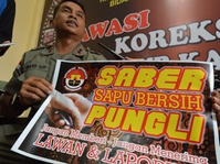 Setahun Dibentuk, OTT Satgas Saber Pungli Ungkap Ribuan Kasus