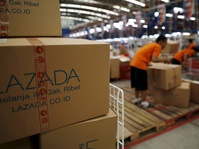 Suntik Lagi Lazada, Alibaba Siap Bertarung di Luar Kandang