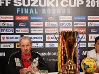 Jelang Final Putaran Kedua Piala AFF