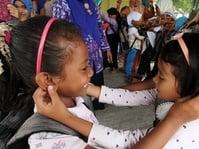Relaksasi Anak Korban Gempa