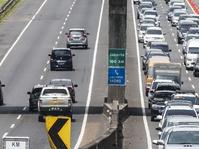 Penerapan E-Toll Kurangi Antrean Mobil di Tol Perbaleunyi