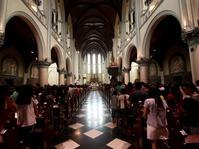 Gereja Katedral Ubah Jadwal Misa Minggu Saat Idul Fitri