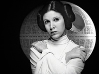 "Pemeran Princess Leia ""Star Wars"", Carrie Fisher, Tutup Usia"