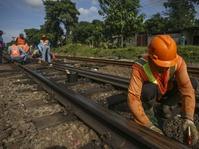 Pembangunan Rel Kereta Bandara Kulon Progo Selesai 2019