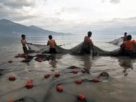 Penggunaan Alat Tangkap Ikan Tradisional