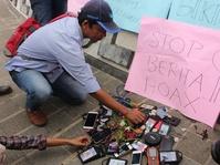 Menkominfo Benahi Situs Media Online dari Hilir Hingga Hulu