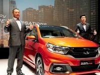 Bulan Madu Memanjakan Konsumen Mobil Baru di GIIAS 2017