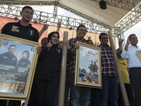 Perjalanan Kampanye Pilgub DKI Jakarta