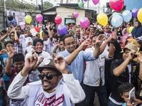 Ramai-Ramai Menyumbang untuk Kandidat Gubernur Jakarta