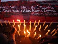 Peringatan Setahun Bom Thamrin