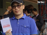 Bedah Buku 'A Man Called Ahok'