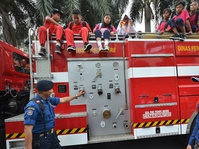 Damkar Jakarta Siagakan 500 Personel Selama Libur Lebaran