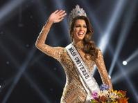 Iris Mittenaere Dinobatkan sebagai Miss Universe 2016