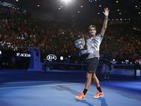 Federer Tundukkan Nadal di Final Miami Terbuka