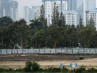 Lapangan Bisbol Asian Games Direhab dengan Anggaran Rp15 Miliar