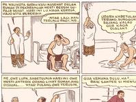 Komik Strip Put On Terbit Pertama Kali di Majalah Sin Po