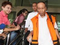 Sugiharto Disebut Bagi Uang ke Bawahannya Soal Kasus e-KTP