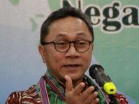 Zulkifli Hasan Temui Jokowi Bahas Pilpres 2019