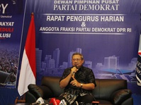 SBY Mohon Doa Restu Jelang Pilkada 2018 dan Pilpres 2019