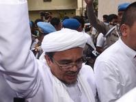 Rizieq Shihab Diperiksa Sebagai Saksi Kasus Dugaan Makar