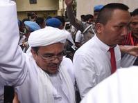 Polri Sebut Rizieq Rugi Kalau Tak Segera Pulang ke Indonesia