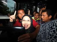 Status Sylviana di Korupsi Hibah Pramuka Segera Diperjelas