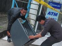 Uang Rp1,4 Miliar Raib Akibat Pembobolan 2 ATM di Semarang