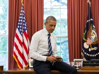 Obama Tiba di Bali untuk Berlibur Bersama Keluarga