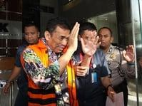 KPK Temukan Rp6,3 Miliar di Enam Rekening Bambang Irianto