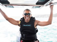 Kesibukan Baru Obama Setelah Trump Jadi Presiden