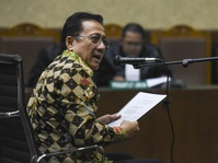 Irman Gusman Divonis 4,5 Tahun, Hak Politik Dicabut
