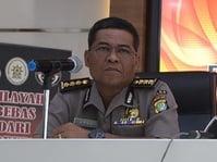 Polisi Siagakan Hampir 10.000 Personel Amankan Aksi 287