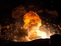 Dua Ledakan Besar di Cina Tewaskan 14 Orang
