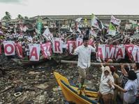 Nelayan Teluk Jakarta Tolak Politisasi Isu Reklamasi