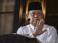 SBY Enggan Komentari Usulan Kandidat Cagub Jatim 2018