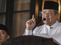 SBY dan AHY Temui Tokoh Islam di Surabaya
