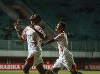 Hasil Liga Gojek Traveloka, Persiba vs Persipura Skor 0-2