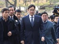 CEO Samsung Dijebloskan ke Penjara Terkait Kasus Korupsi