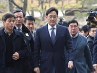 Pemimpin Samsung Ditahan Terkait Kasus Korupsi Presiden