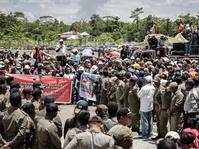 Pemkab Mimika Bentuk Tim untuk Perjuangan Izin Freeport